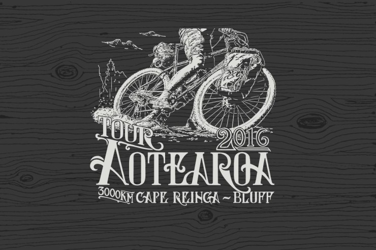 Tour Aotearoa, inspirace trasy Novým Zélandem
